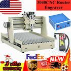 3 Axis 3040T CNC Router Engraver Machine Engraving Milling Machine 3D+ RC 400W
