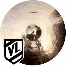 "20"" WUHAN Medium Ride Cymbal - Traditional Cymbals CYMWUR20 - NEW"