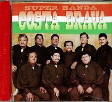 Costa Brava  Super Banda  BRAND NEW SEALED  CD