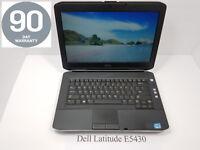 "Dell Latitude E5430 Laptop i5 2.6GHz 4GB 320GB HDD Windows 10 14"" DVDRW Webcam"