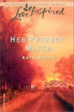 Her Perfect Match (Laurel Glen, Book 4), Kate Welsh, 0373872038, Book, Good