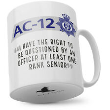 I Have the Right to be Questioned by an Officer at Least One Rank Senior   AC-12