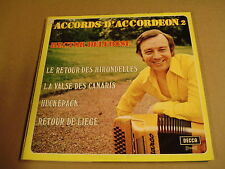 ACCORDEON LP / HECTOR DELFOSSE - ACCORDS D'ACCORDEON 2