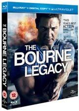 The Bourne Legacy Blu-ray 2012 Region B PAL Film