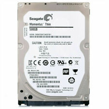 "NEW Seagate Thin ST500LM021 500GB SATA 6.0Gb/s 2.5"" Laptop HDD Bare Drive 512GB"