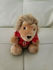 Vintage 1987 Dakin Lion Plush Toys 8''