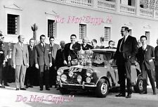 Paddy Hopkirk Mini Cooper S 33 EJB Winner Monte Carlo Rally 1964 Photograph 7
