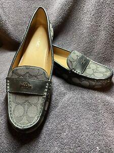 COACH ODETTE WOMENS 8.5 Loafer