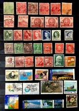 Austrailia Stamps Used With Duplicates