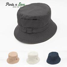 Men Bucket Hats Beanie Hiking Fishing Cap White Summer Unisex Mens Sun Hat