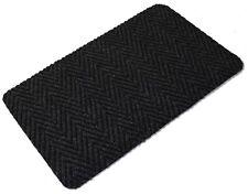 Night Shadow Multi Directional Doormat Front Back Step Polypropylene Mat 80x50cm