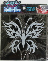 Medium Sized Butterfly With Sharp Wings Cool Design Car Decal