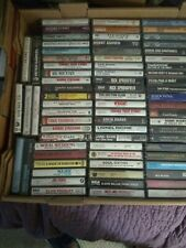 You Pick Rock Pop Cassette Tapes Free Shipping Lot 4 8-9