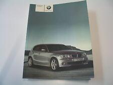 BMW Betriebsanleitung  Deutschland  1er E87 mit iDrive  Modellj. 06  01400159984
