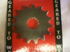 SUZUKI LTR450 LTR 450 QUAD RACER FRONT SPROCKET GEAR 15 Tooth 06-09