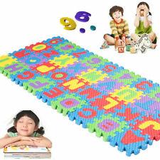 US Child Baby Boy Girl Foam Floor Soft Puzzle Toy Alphanumeric Puzzle Toy