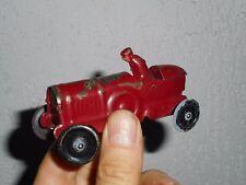 marque CR je pense voiture de sport tôle peinte environ 1/43  9 cm   jep cij