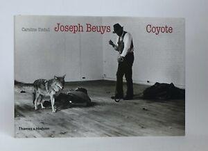 Joseph BEUYS, Coyote photobook Caroline TISDALL Thames & Hudson 2008 1st ed vg++