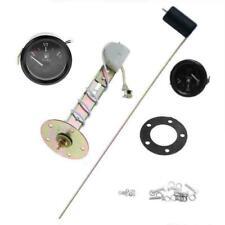 """Car Fuel Level Gauge Universal Fuel Sensor E-1/2-F Pointer Meter 12V 2""""/52mm"""