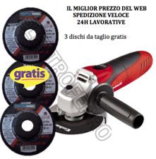 SMERIGLIATRICE ANGOLARE ELETTRICA MANICO REGOLABILE 3POSIZIONI EINHELL TC-AG 115