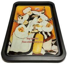 New Biscuit Cake Baking Oven Roasting Tin Tray Roast Pan Non Stick Baking Tray
