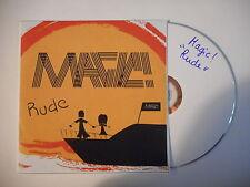MAGIC ! : RUDE [ CD SINGLE PORT GRATUIT ]