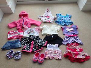 Build a Bear Clothing bundle Ideal for a Girl Sizes on photosSizes on photos