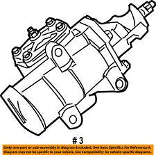 Dodge CHRYSLER OEM 03-08 Ram 3500 Steering Gear-Cover Seal 5086848AA