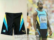Puma Team Bahamas half tights Track and Field Athletics pro elite running men M