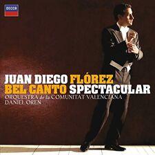 Bel Canto Spectacular Juan Diego Florez Orquestra de Comunitat Valenciana Oren