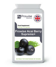 Acai Berry Weight Loss Supplement 1000mg 120 Capsules - Fat Burner, Antioxidants