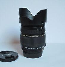 tamron 28-300mm AF Asphérical XR Di  f:3.5-6.3 macro pour Nikon