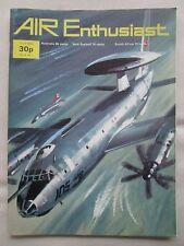 AIR ENTHUSIAST 7/1973 MIG-21 LOCKHEED L-1011 TRISTAR KLU WESTLAND WHIRLWIND