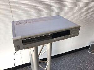 Grundig CD 7550 High-End CD-Player RARITÄT Silber