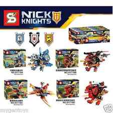 NEXO Knights Combination ULTIMATE Clay Macy Beast Master Lavaria SY716