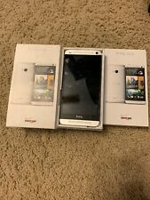 HTC One Verizon 4G LTE Smartphone For Parts Only. Comes With Box And Paperwork.