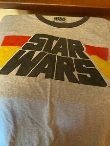 STAR WARS  T-Shirt Men's Size Xtra Large Brand NEW Very RARE