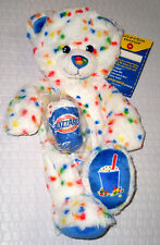 Build a Bear Confetti Candy Sprinkles UNSTUFFED Teddy DQ Blizzard Dairy Queen