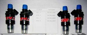 RC 370cc Flow Matched Fuel Injectors fit Scion Toyota Lotus GTS NEW