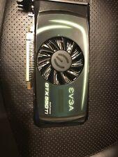 EVGA NVIDIA GeForce GTX 550 ti 1GB GDDR5 PCIe 2.0
