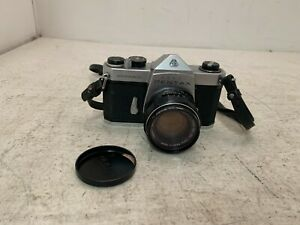 Vintage Pentax Spot Matic SP Film Camera Used Untested Condition (Y1)