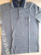 MCM Mode Creation Munchen collar polo T-shirt apc helmut lang raf simons mods