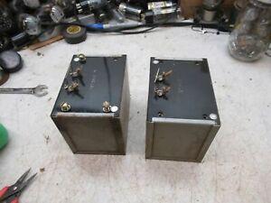 2  Western Electric Choke Transformer 241C  for  DIY