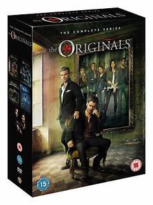 The ORIGINALS COMPLETE SERIES SEASON 1-5 DVD 21 DISC REGION 4 New & Sealed