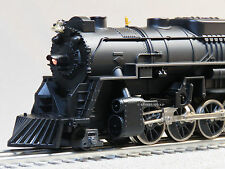 LIONEL POLAR EXPRESS LIONCHIEF BLUETOOTH STEAM ENGINE & TENDER O GAUGE 6-84328-E