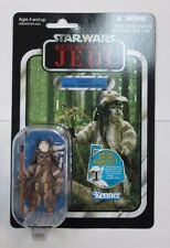 2011 Star Wars Logray Ewok Medicine Man VC #55 ROTJ Action Figure