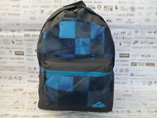 Quiksilver Day Burner School Bag Back Pack Current 2015 Model Blue or Grey