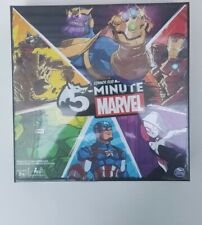 5 Minute Marvel Board Game. New In Wrapper.