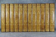 BARANTE. HISTOIRE DES DUCS DE BOURGOGNE. 1837-1839. 12 VOLUMES.