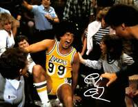 Chevy Chase Fletch Authentic Signed 11x14 Photo BAS Witnessed #W43847